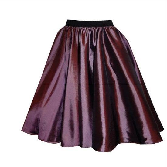 pretty disturbia circle 50 s vintage style midi skirt
