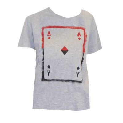 cut out aces tee2