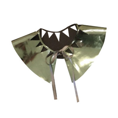 Metallic Green Shawl