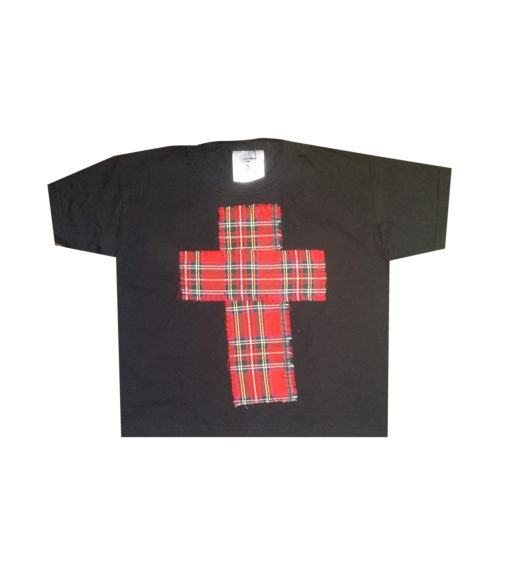 cut out cross top